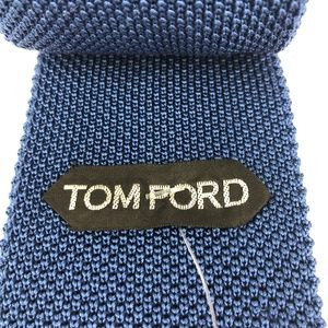 Tom Ford Tie PURE ELEGANCE Lavender Blue Knit